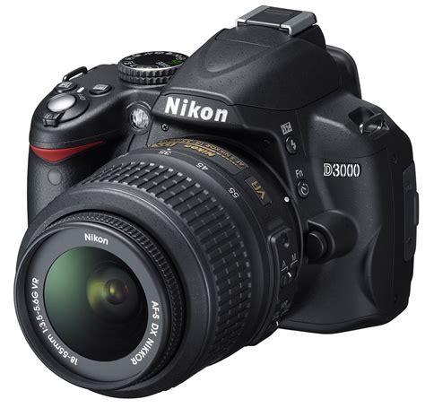 Kamera Nikon by Nikon D3000 Review