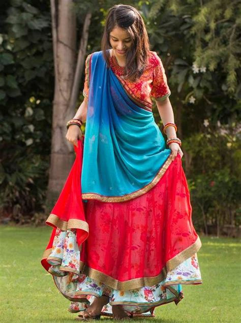 Hany Blouse By Galery Chori trendy unseen navratri chaniya choli designs from local stores looksgud in