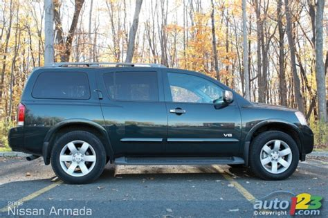 2008 Nissan Armada Reviews by List Of Car And Truck Pictures And Auto123