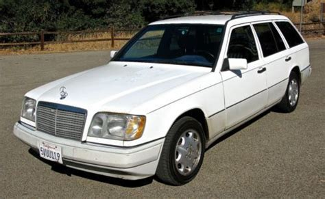 mercedes e320 station wagon sell used 1995 mercedes e320 station wagon in malibu