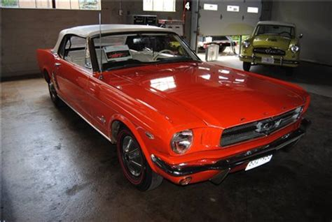 1967 ford mustang premium auction database american car collector 1965 ford mustang k code premium auction database american car collector