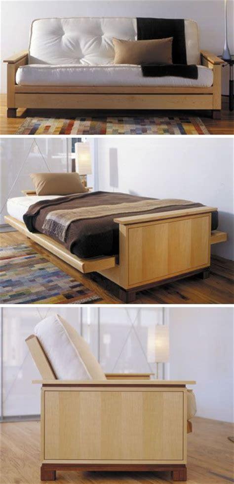 Diy Futon Bed by Futon Bed Woodworking Plan Indoor Home Bedroom Furniture
