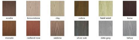 azek colors ct connecticut composite decking materials builders