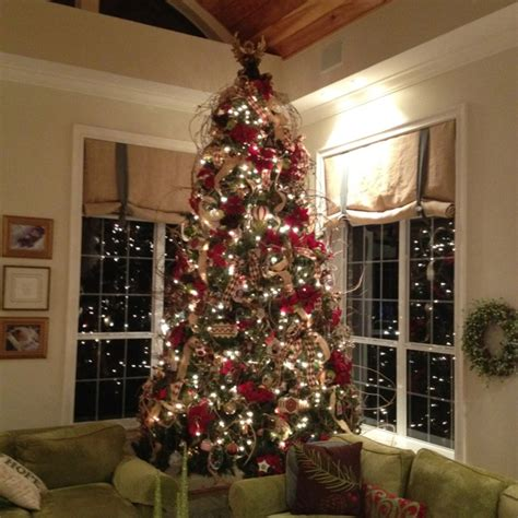 christmas tree with sticks 14 ft christmas pinterest