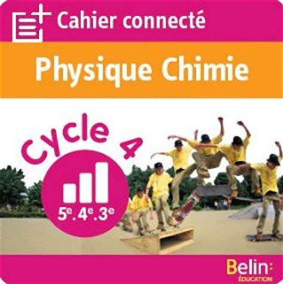 physique chimie cycle 4 physique chimie 3e livre de l 233 l 232 ve belin education