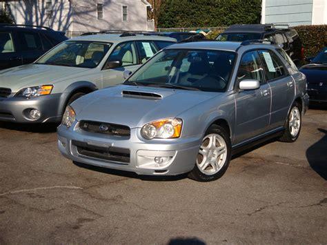 2004 Subaru Wagon by 2004 Subaru Impreza Wrx Pictures Cargurus
