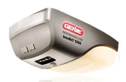 Intellig1200 3 4 Hp Belt Chain Drive Garage Door Opener Genie 1200 Garage Door Opener