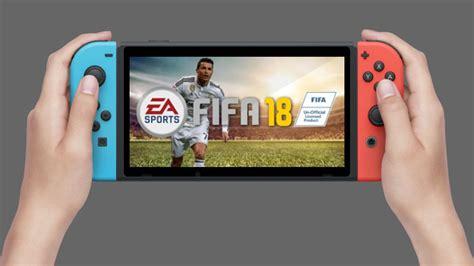 Kaset Nintendo Switch Fifa 18 fifa 18 llegar 225 a nintendo switch