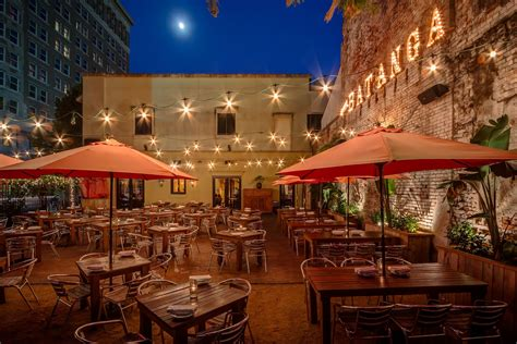 Patio Restaurants Houston by Batanga Venueshopping