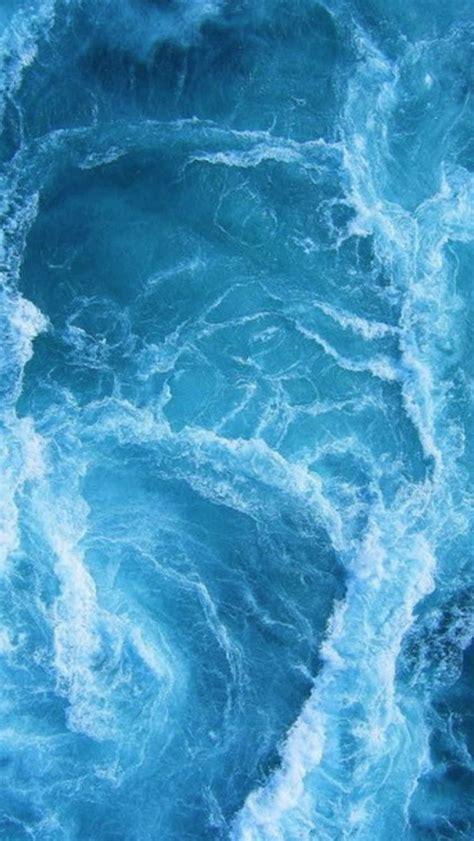 wallpaper iphone waves swirling blue ocean waves iphone 5s wallpaper iphone
