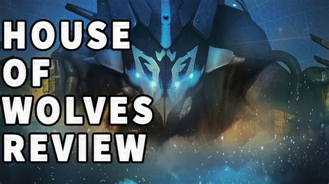 house of wolves game destiny the game house of wolves dlc review youtube