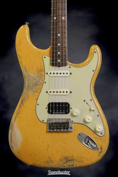 fender custom shop sweetwater mod squad 62 stratocaster
