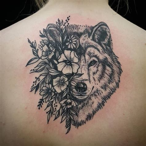 like a tattoo i would something like this but a different animal