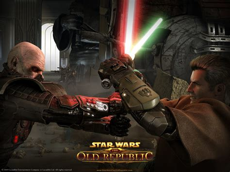 star wars the old republic review star wars the old republic review