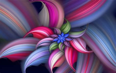 Wallpaper Abstract Colorful Flower | download wallpaper 1920x1200 colorful abstract beautiful