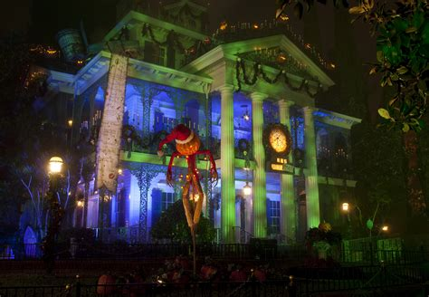 Disneyland Haunted House by Time At The Disneyland Resort Haunted Mansion