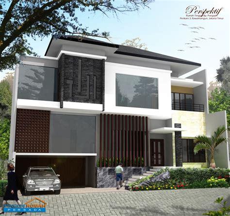 islamic minimalist house rev desain rumah