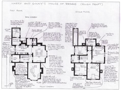 grimmauld place floor plan 130 best images about i love floor plans on pinterest