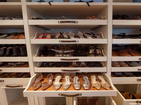 diy shoe drawer pull out drawer shoe storage ideas ikea my closet