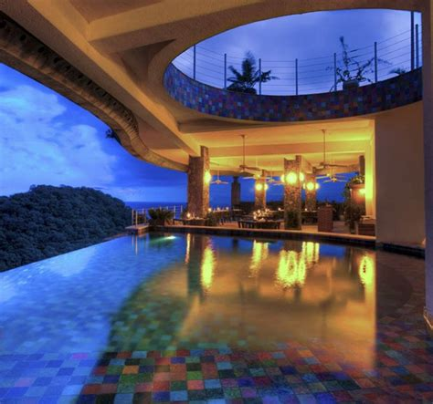 rooms with pools infinity pool in each room jade mountain resort in st lucia