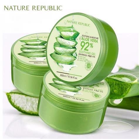 Harga Nature Republic Aloe Vera Ori jual kosmetik korea grosir original seri aloe vera