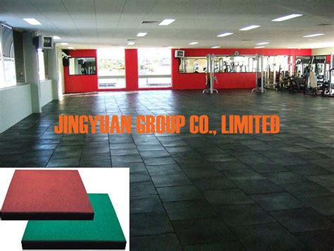 rubber floor tile using sites used tire recycling