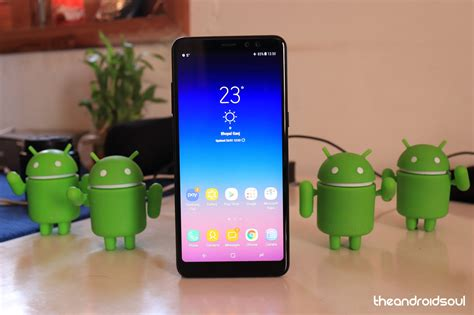 P Samsung Android Samsung Galaxy A8 Review A False
