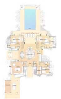 Island House Plans by Mcm Design Island House Plan 6