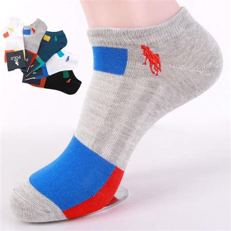 pattern running socks 2015 summer hjc polo socks mens socks 100 cotton running