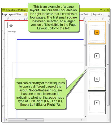 word layout master page layouts vs master pages