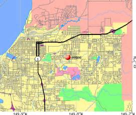 Anchorage Zip Code Map by Anchorage Alaska Zip Code Map Images