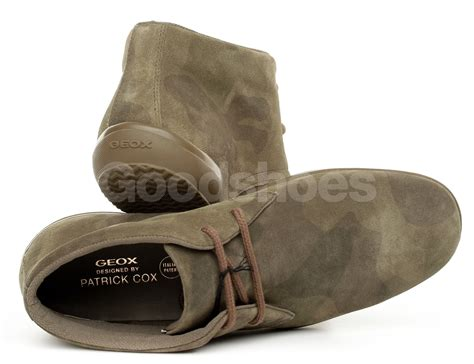 geox s olive suede boots goodshoes pl