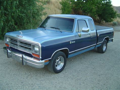 how do cars engines work 1992 dodge d150 club parking system 3b7ge13z1lm045871 1990 dodge ram d150 le clubcab sb loaded 56k miles rust free mopar plymouth