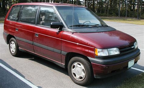 1994 mazda mpv 1994 mazda mpv information and photos zombiedrive