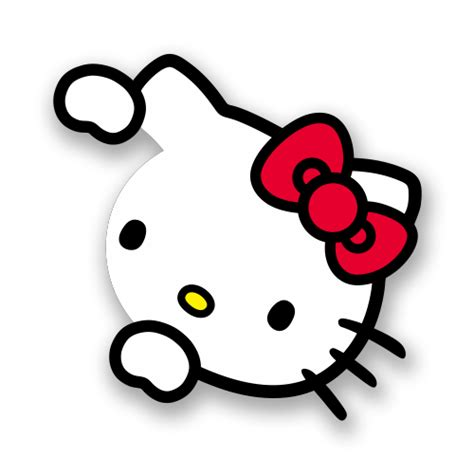imagenes png de hello kitty pegatina hello kitty 2