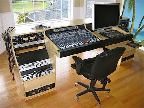 Diy Mixing Desk Diy Mixing Desk Diy Mixing Desk Out Of The Void More Diy Furniture Refinishing Projects Diy