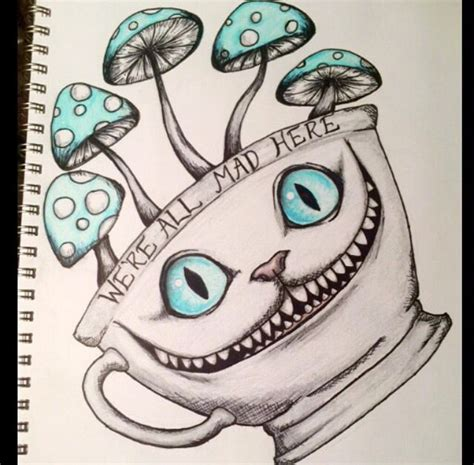 doodle draw channel cheshire cat doodle pencil and in color