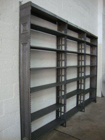 snead stack modular metal library shelving library shelves shelves bookcase