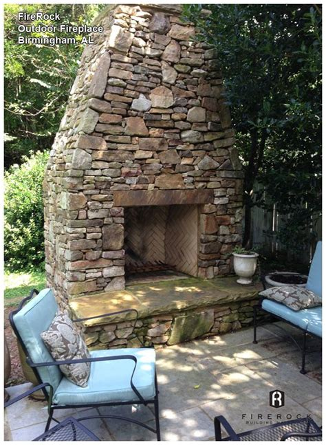 Fireplaces Birmingham Al by 1000 Images About Outdoor Fireplaces On Outdoor Fireplace Plans Outdoor Living And