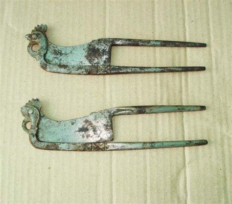 Pisau Pemotong Buah djadoel antik pisau kacip buah pinang 4 dan 5