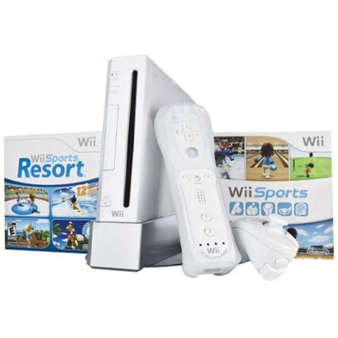 wii console sports resort bundle wii system hardware bundle rewards store swagbucks