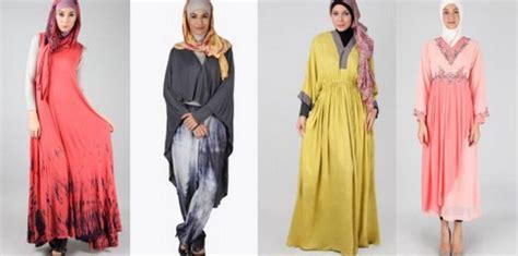 Dress Belin Gamis Panjang Lucu Wanita Muslim Modis Trendy Bandung 11 trend model busana baju muslim paling baru 2018