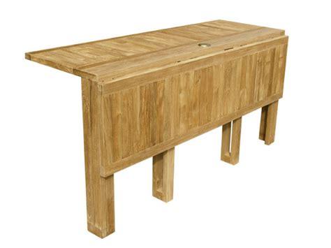 tavoli pieghevoli da interno telemaco tavolo da giardino rettangolare by il giardino di