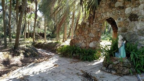 fascinating ruins  floridas st anne shrine