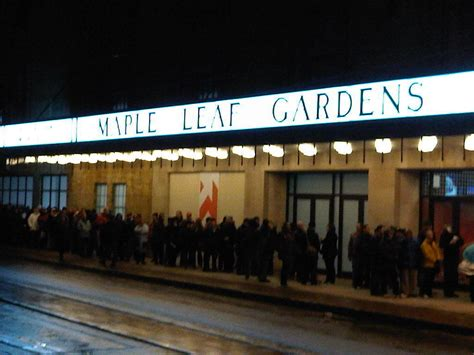 maple leaf gardens evacuated amid reports of fumes maple leafs gardens loblaws 680 news