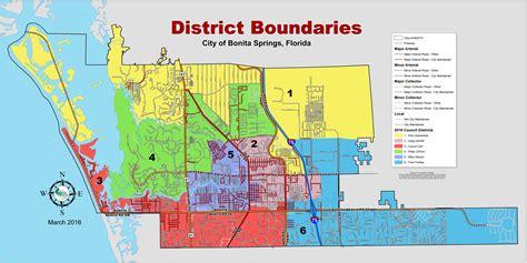 bonita springs florida map 2017 district map