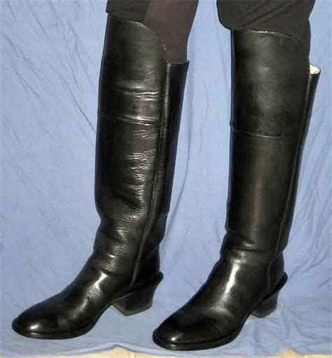cavalry boots chion attitude cavalry boots