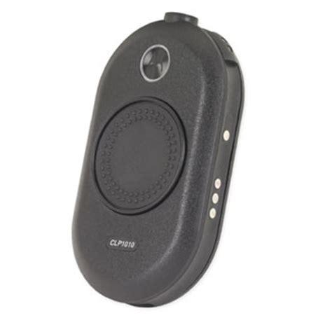 clp   radio motorola solutions