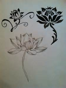 Tribal Lotus Flower Meaning Lotus Flower Tattoos By Jackiecipps1210 On Deviantart