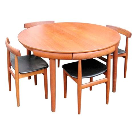 nesting dining room table nesting chairs and dining table at 1stdibs